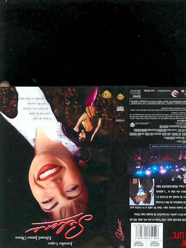 SELENA BY LOPEZ,JENNIFER (DVD)